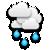 meist bewölkt mit leichter Regen