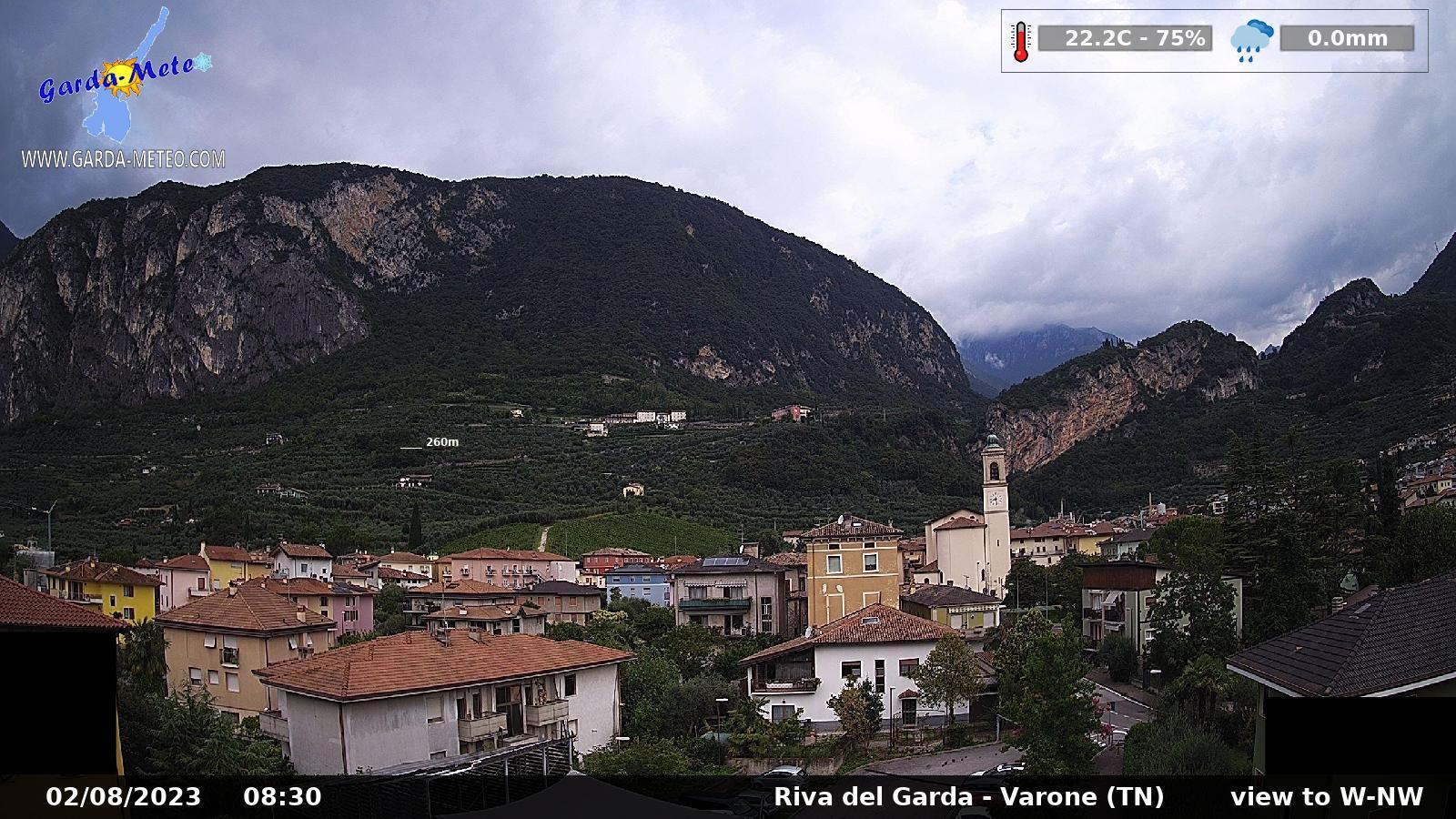 Varone, Riva del Garda (Garda Meteo)