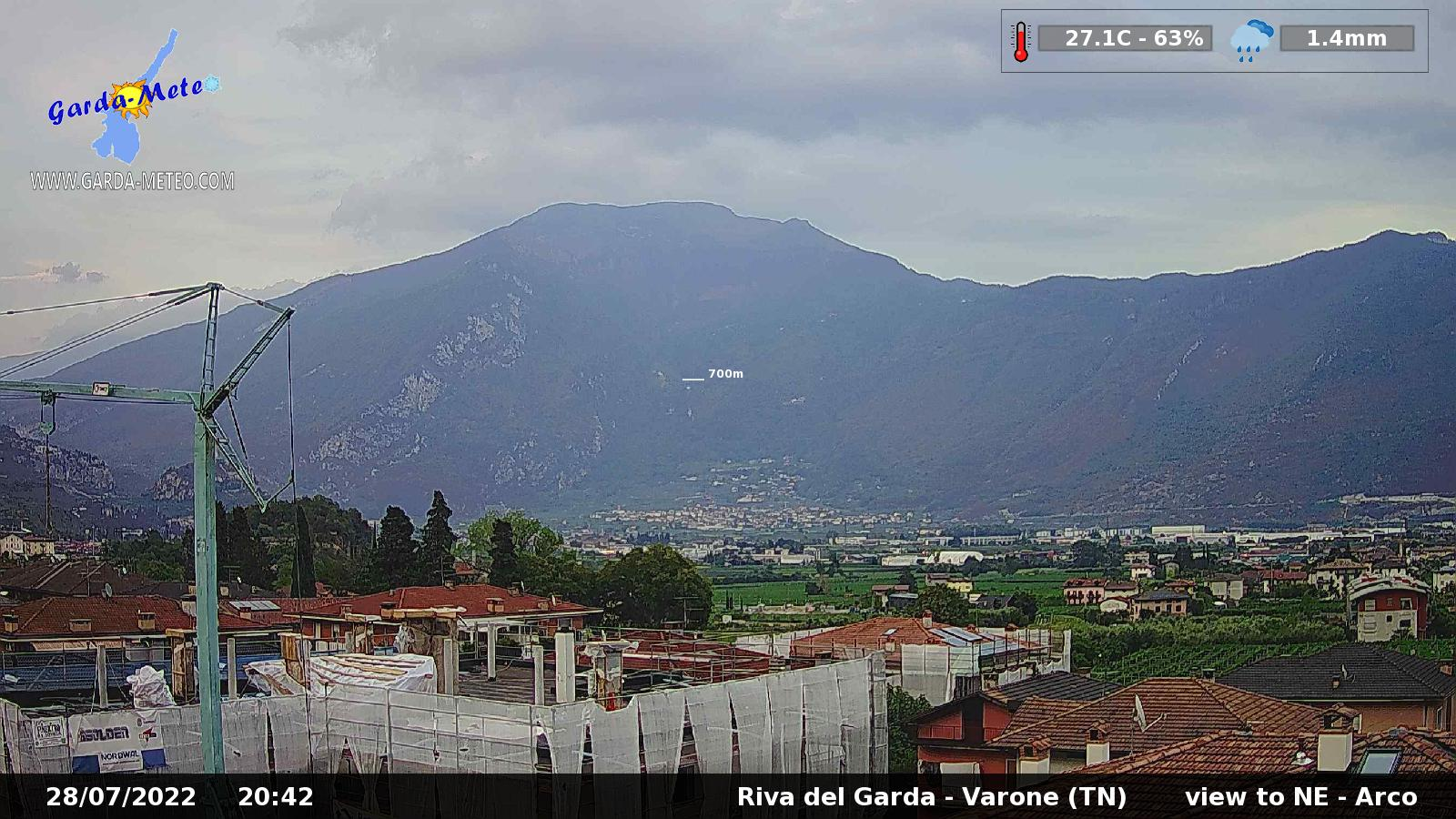 Webcam Riva del Garda